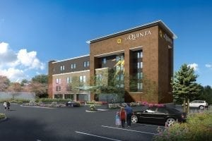 LA Quinta Inn and Suites Design