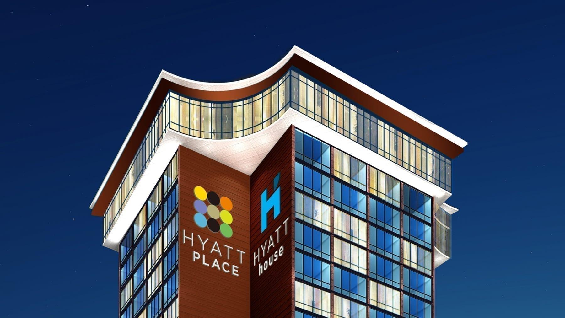Hyatt - Dual Brand Hyatt-Place-Hyatt House Toledo Ohio