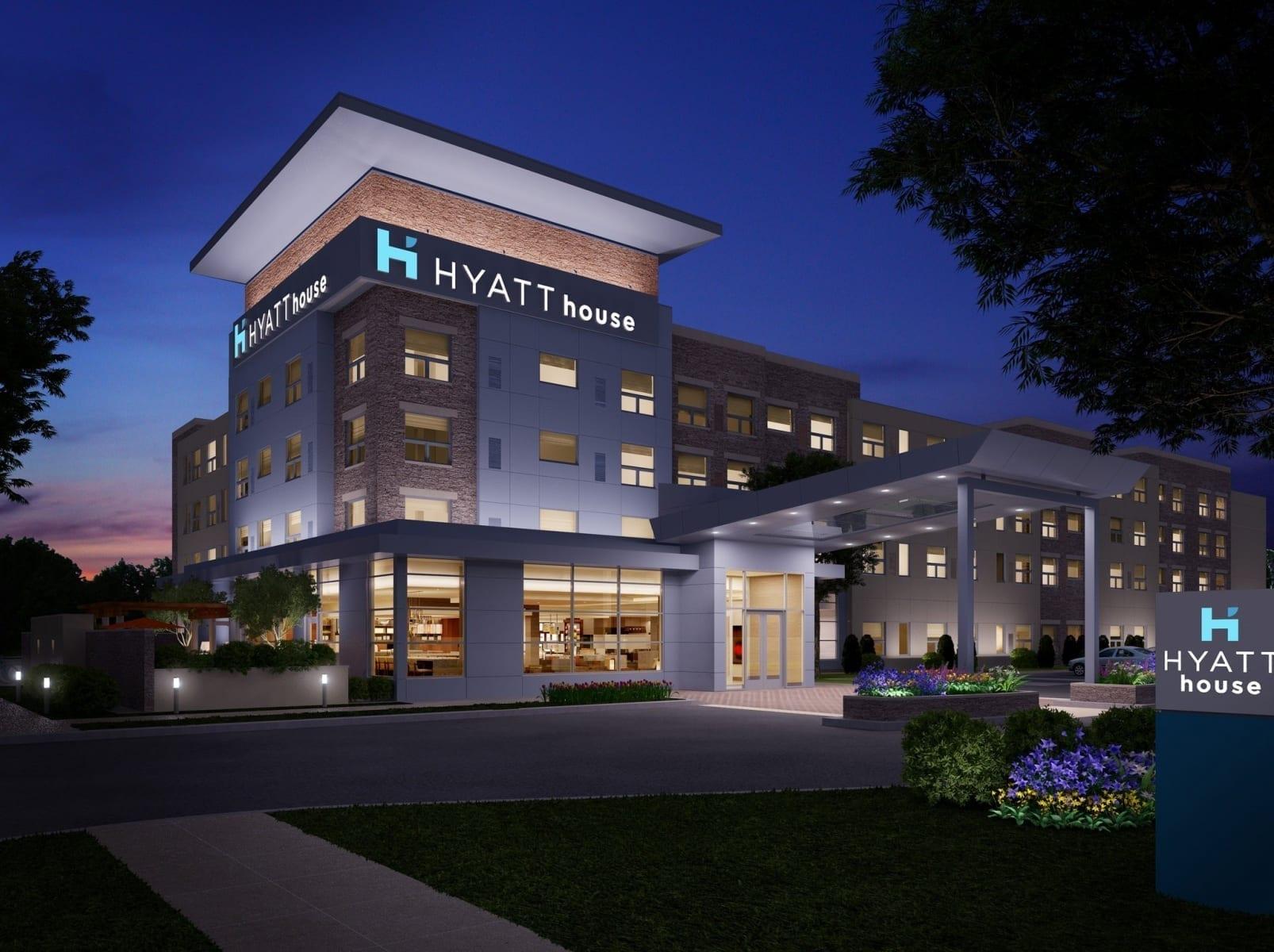 Hyatt House Design