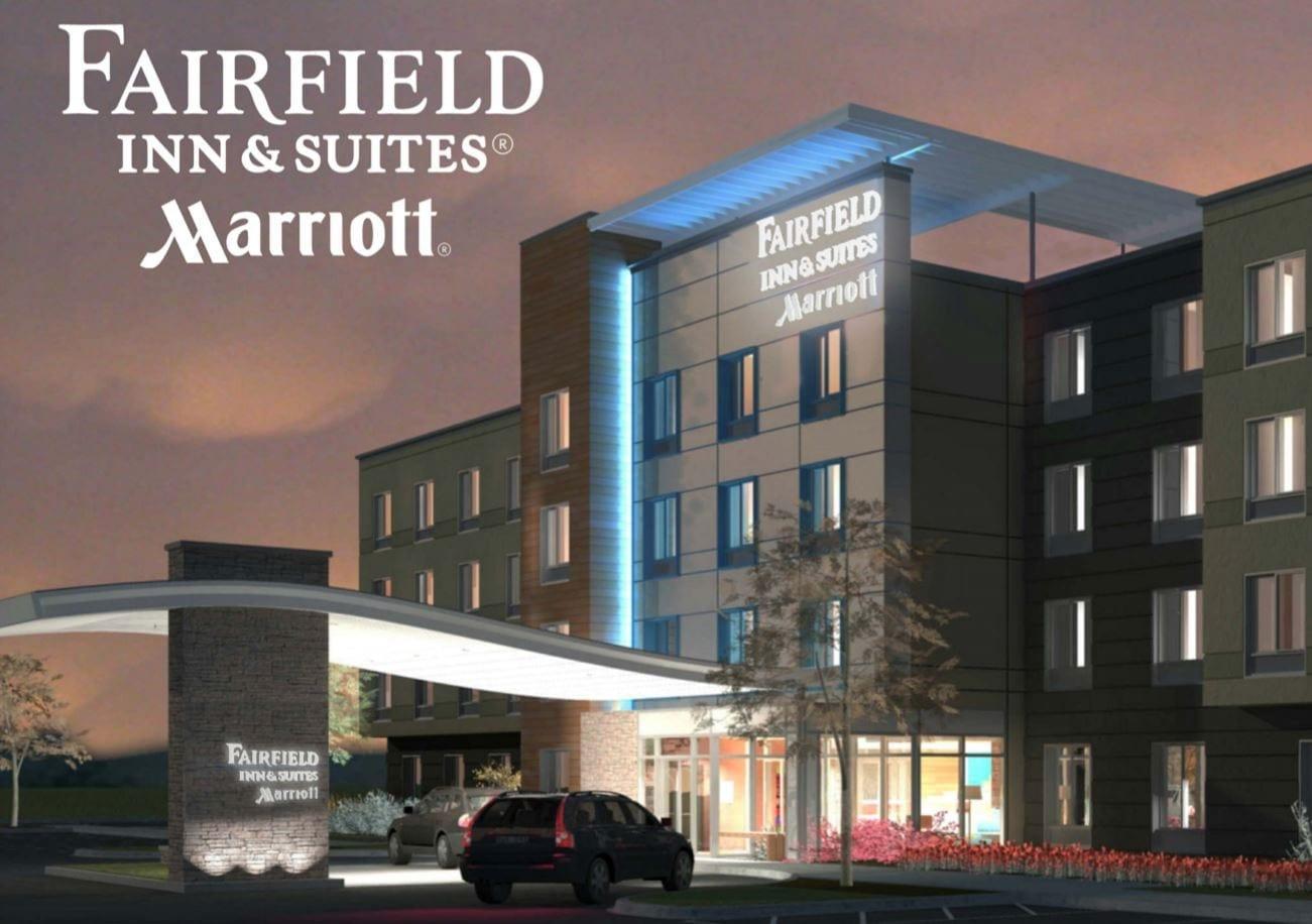 Marriott Fairfield Inn & Suites Edison NJ