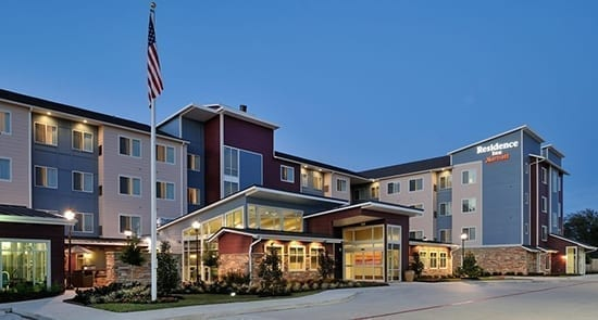 Residence Inn by marriott in Ohio designed by MWT Architect