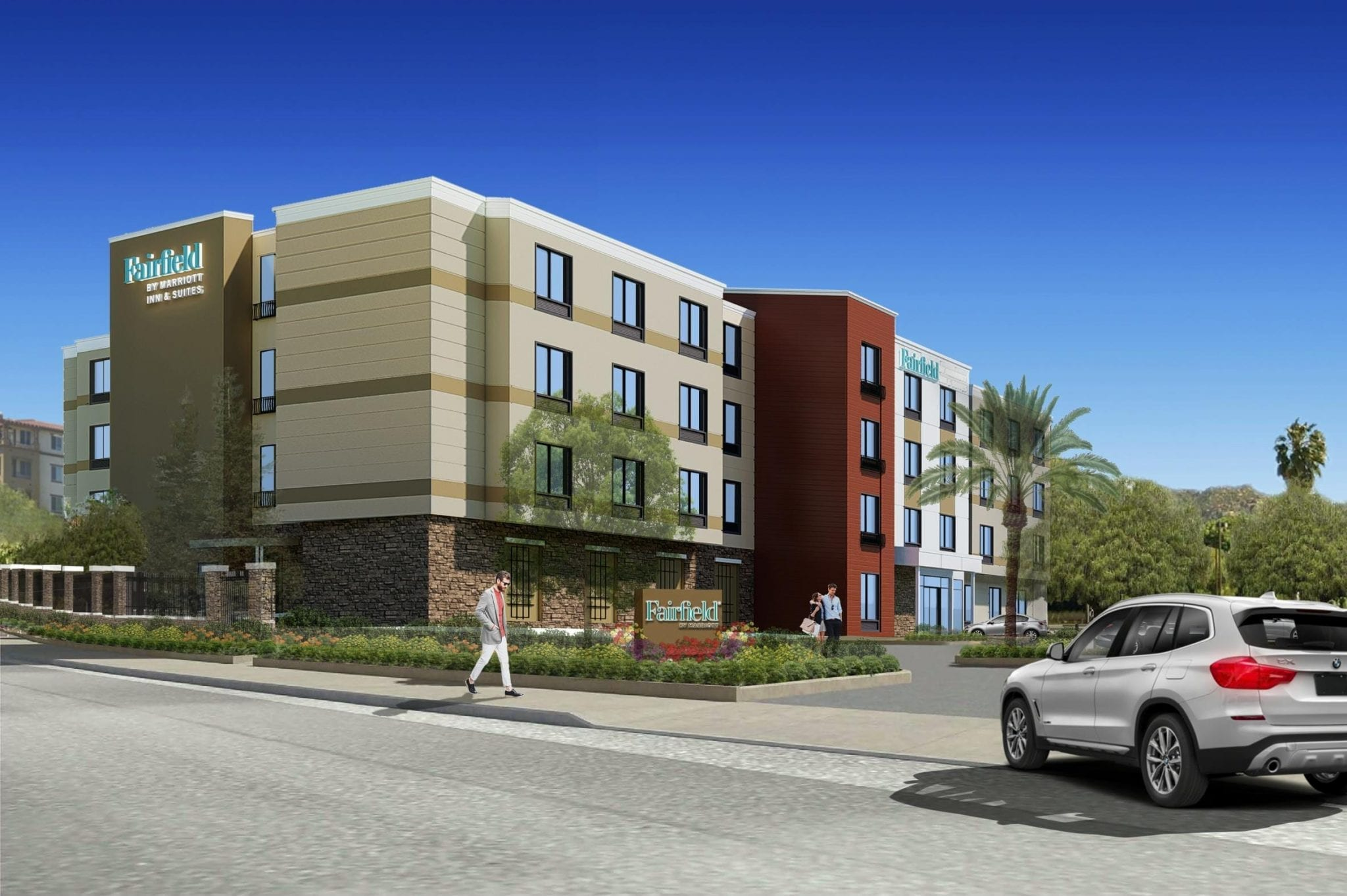 Fairfield Inn & Suites by Marriott | MWT Hotel & Resort Architect