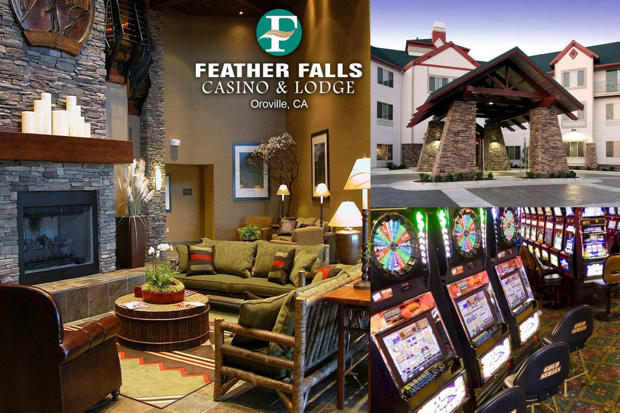 Feather Falls Casino Resort in California by MWT Hotel & Resort Architect