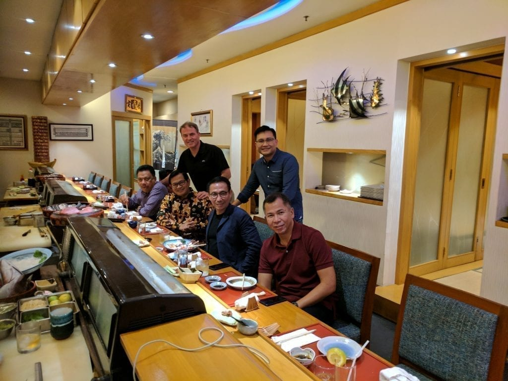 MWT Architect goes to Bali, Indonesia for resort project discussion