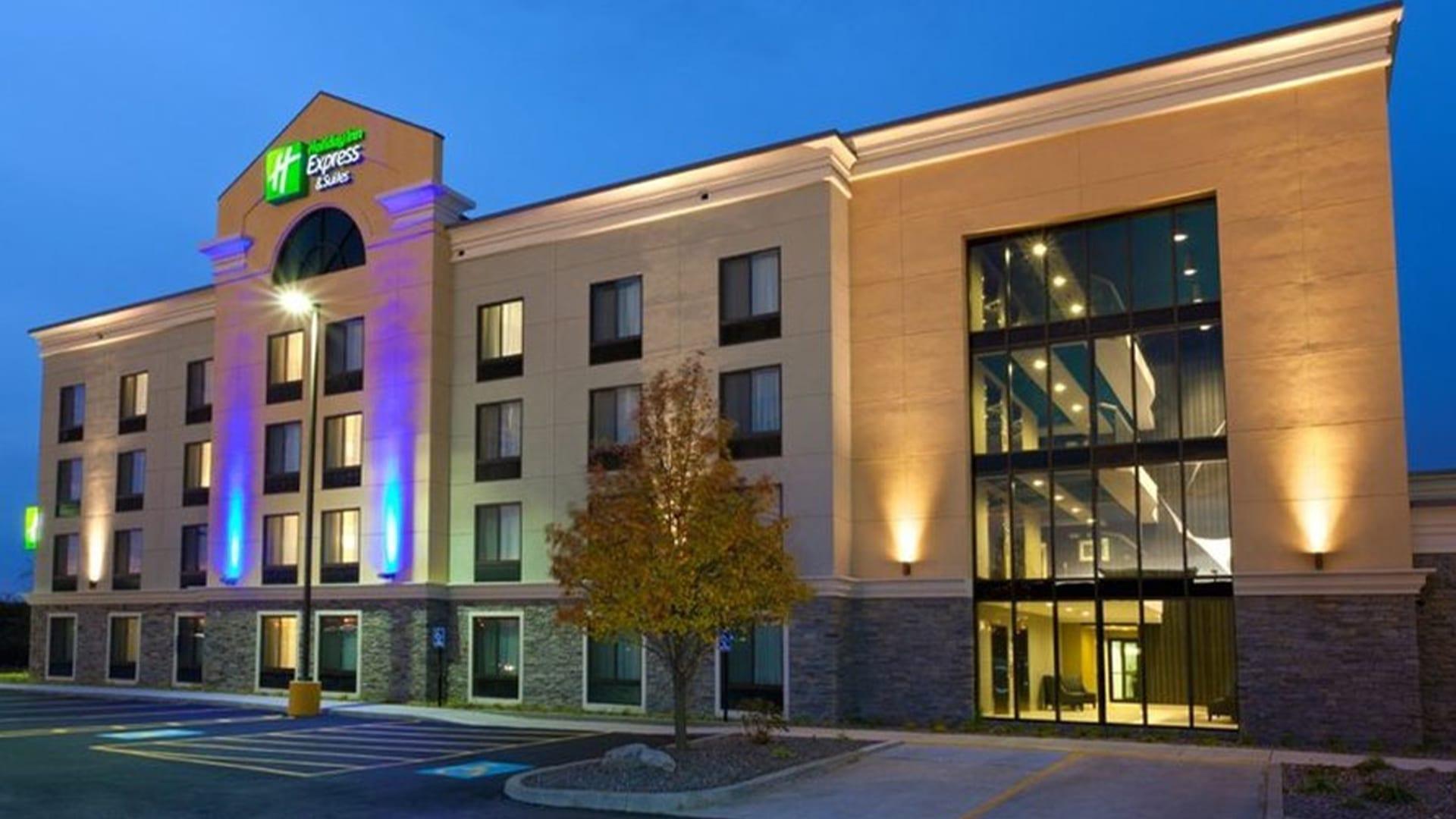 Holiday Inn Express Hotel Builder Engineer