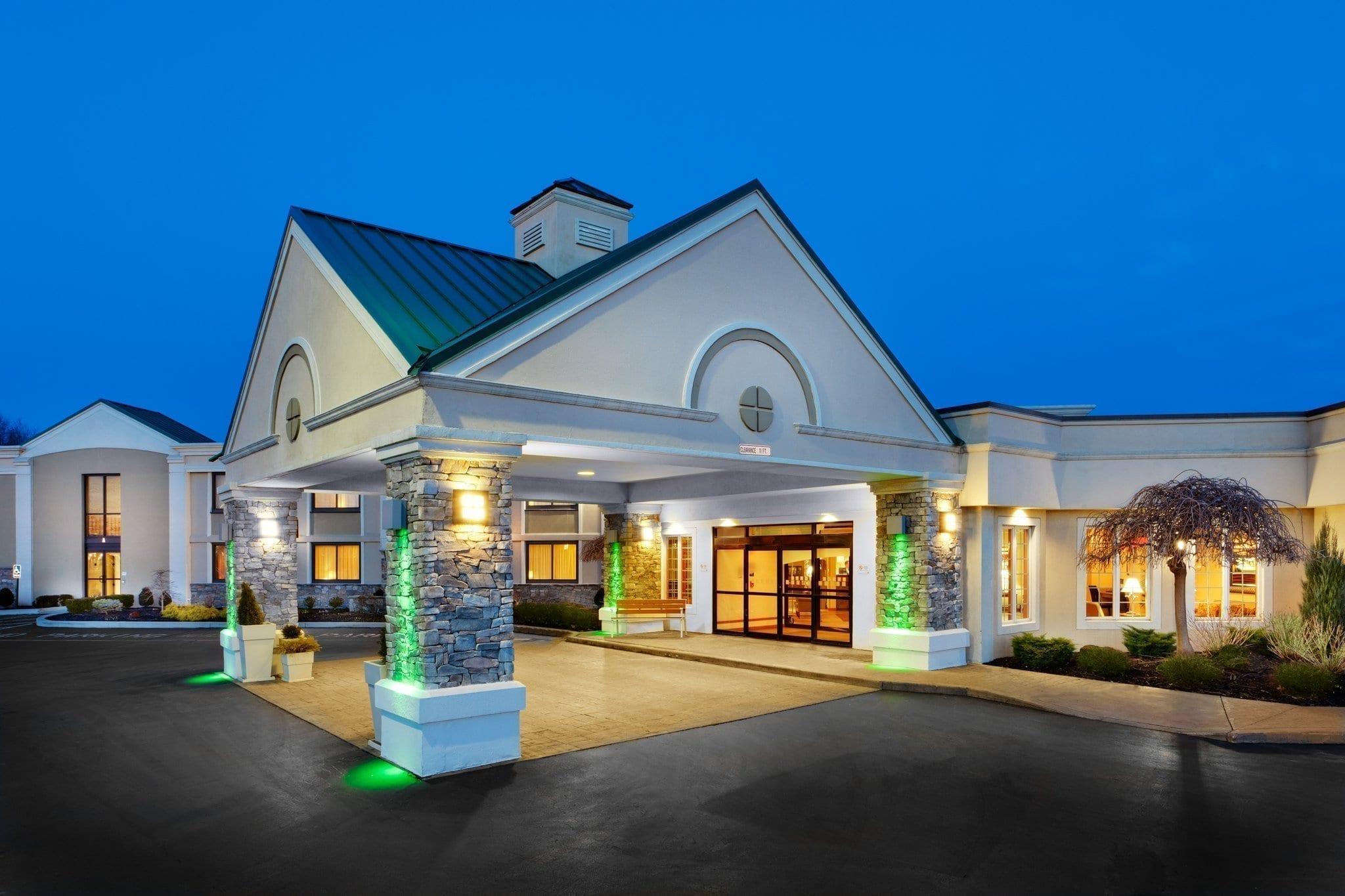 Holiday Inn Express, Lockport, NY