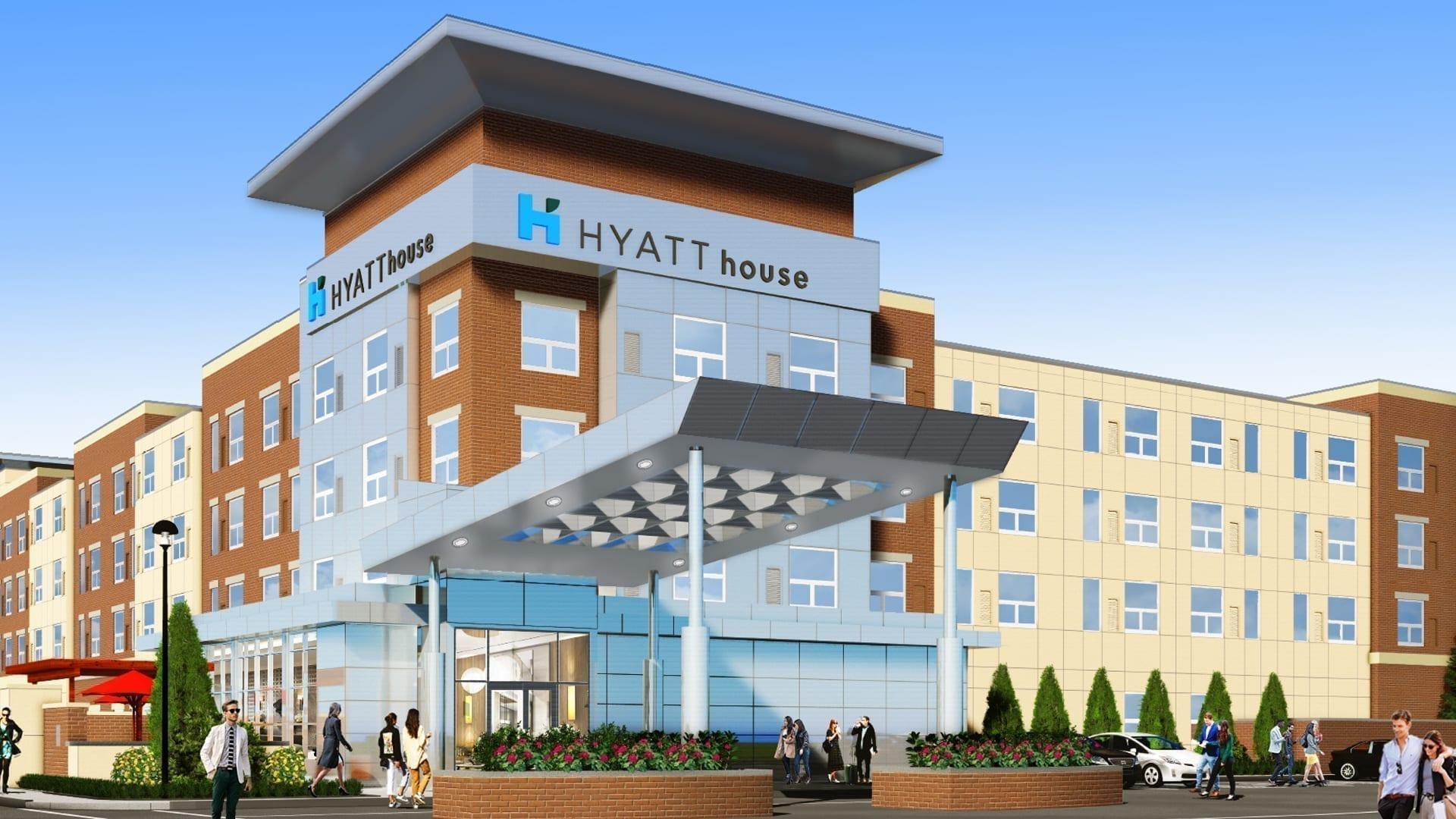 Hyatt House Hillsboro