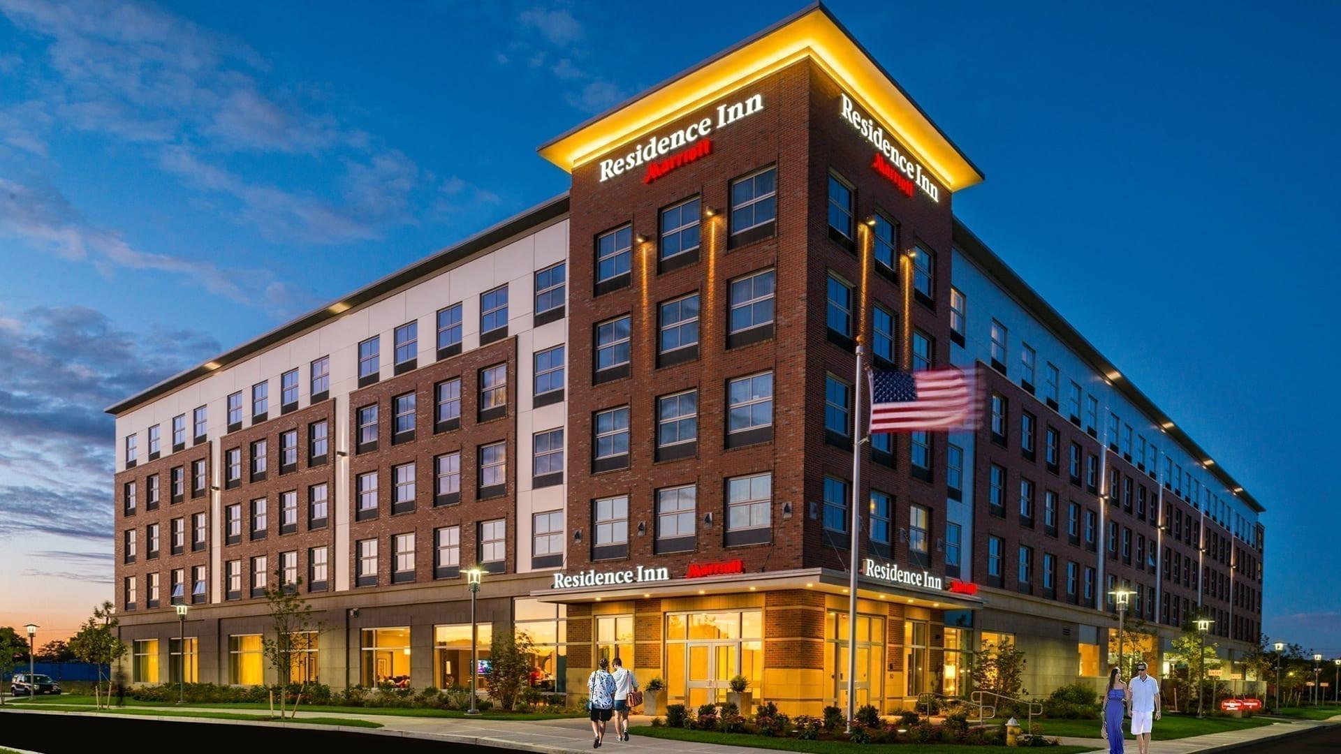 Residence Inn Marriott Hotel Design Architecture - Wichita Falls
