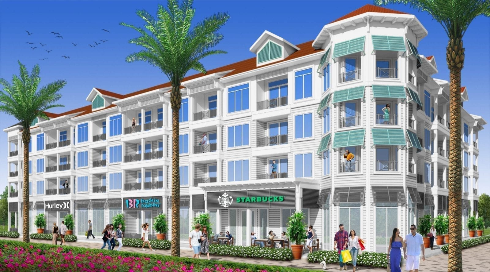 Resort Architect